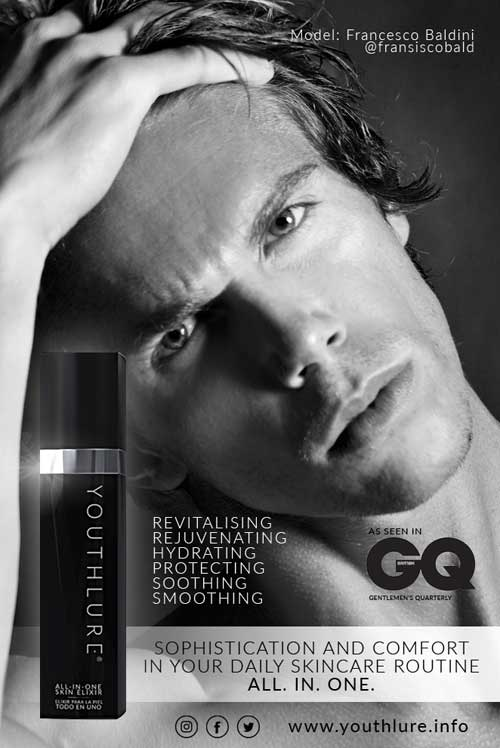 skincare product for men